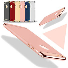 Luxury Ultra-Thin Armor Slim Hard Back Case Cover For iPhone 5s SE 6 6s Plu