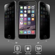 Anti spy Privacy Shockproof Tempered Glass HD Screen Protector for iPhones