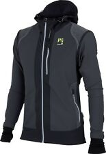 --  Karpos Giacca Cevedale Jacket, Dark Grey SF 2500285_168 MAG