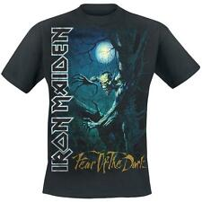 OFFICIAL  Iron Maiden - Fear Of The Dark  T-shirt