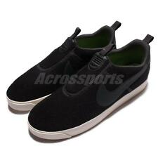 Nike Court Royale LW Slip On Low Black Men Casual Shoes Sneakers NSW 902812-001