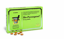 Bio Pycnogenol 40mg by Pharma Nord - 30, 60 or 150 Tablets - Super Antioxidant