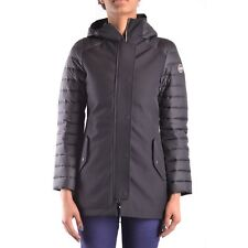 z502 COLMAR GIUBBINO NERO PIUMINO DONNA WOMEN'S DOWN BLACK JACKET