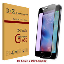 NEW 9H Anti Blue Ray Tempered Glass Full Screen Protective Film For iPhone