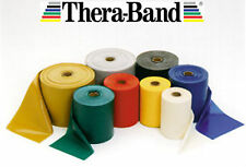 Theraband Thera-Band resistance bänder NHS. Übungs Pliates yoga physiotherapie