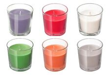 SINNLIG Scented Candles In Glass 25 Hour IKEA