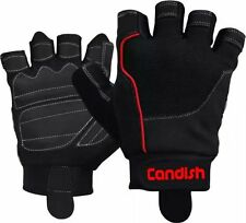 Cycle Gloves Short Half Finger Bike Fingerless Mitts Bicycle Bike Cycling