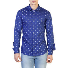 KILLER Men's Full Sleeve Slim Fit Blue Shirt (E-7856 MATTY KS69FSL BL)