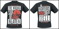 OFFICIAL  Five Finger Death Punch - The Wrong Side Of Heaven T-shirt