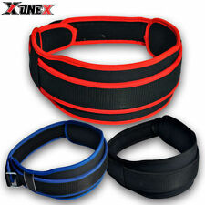 weight lifting body building Neoprene Belt power training gym back support belt