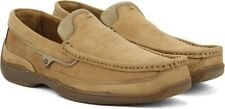 Woodland Mens Tan Outdoor Adventure Casual Slipons Loafer Shoes 1864115