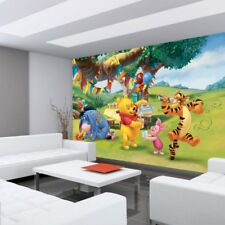 "Mural De Vellón"" N° 922"" ! Disney Papel Pintado WINNIE THE POOH infantil Cartoon"