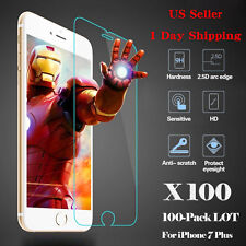 Wholesale 9H Tempered Glass Screen Protector for iPhone 7/7 Plus Guard Shie