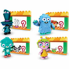 NEW MEGA BLOKS MOSHI MONSTERS TOY BUILD ZOO MOSHLING FIGURES PLAYSETS KIDS TOYS