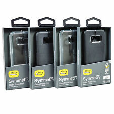 OtterBox Symmetry Series Case for Samsung Galaxy S8 S8+ - Black