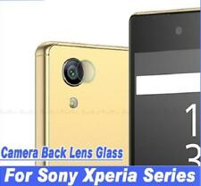 Back Camera Lens Protector Clear Tempered Glass For Sony Xperia X XA Z2 Z3 SP006