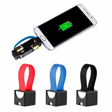 Portable Magnetic Suction Smallest Mobile Phones Charger Emergency Charging