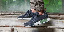 ADIDAS NMD R1 BASE GREEN CORE WHITE BB1357 ALL SIZES BRAND NEW IN BOX