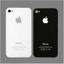 Brand New High Quality Back Battery Door Glass Panel For Apple Iphone 4 4G 4S