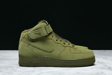 NIKE AIR FORCE 1 07 MID LEGION GREEN BRAND NEW IN BOX 315123 302 ALL SIZES