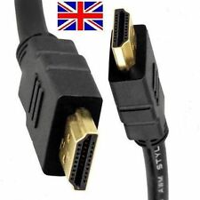 Gold HDMI to HDMI High Speed 1080p LCD HDTV Video Cable 3D TV 1m 2m 0.5m-10m 3m
