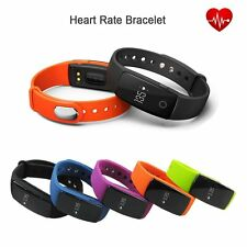 ID107 Smart Bracelet Bluetooth 4.0 smart band Heart Rate Monitor For Smart Phone