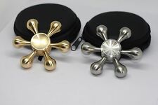 *UK SPECIAL EDITION* 100G! Fidget Finger Hand Spinner +Detachable Weights 2017