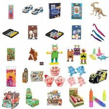 Party Bag Kids Toy Jumping Figures Party Birthday Bag Stocking Filler