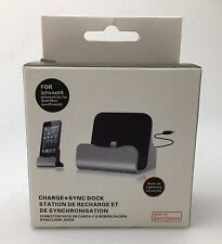 Desktop Charger Charging STAND DOCK STATION Cradle for Apple iPhone 5 6 S 7