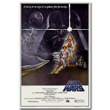 Star Wars Episode IV A New Hope Hot Movie Poster Print