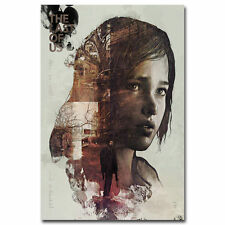 The Last of Us Game Art Wall Poster AFFICHE