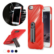 """For Apple iPhone 6S/6 4.7"""" Air Vent Car Mount Holder 360 Rotating Stand Cas"""