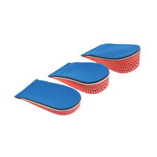 1 Pair Half Shoe Pads Shoe Height Increase Shoe Insoles Lifts Cushion Invisible