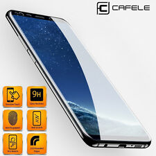Clear Curved 3D Tempered Glass Screen Protector For Samsung Galaxy S8+ Plus
