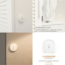 2 in 1 Original Xiaomi Smart Home Multifunctional Gateway Alarm + Mi Smart Tempe