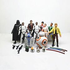 10/1x Movie Star Wars Action Figures Collection Doll Set Kids Boy Girl Toy S270