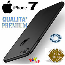 CUSTODIA COVER TPU ULTRA SLIM OPACA per APPLE iPhone 7 Qualità PREMIUM