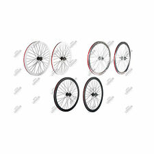 RUOTE BT FIXED SINGLE SPEED SCATTO FISSO PISTA 40MM WHEELS 40 MM