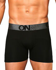 ONN Men's Pack Of 3 Assorted Cotton Boxer Brief (ONN_NY867_Assorted_Pack of 3)