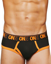 ONN Men's Pack Of 3 Assorted Cotton Brief (ONN_NY861_Assorted_Pack of 3)