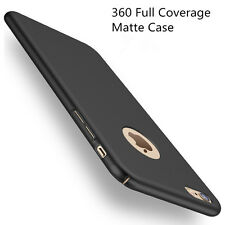 Luxury Hard Back Plastic cover Matte Case for iPhone 5s cases 6 SE 6 7 plus for