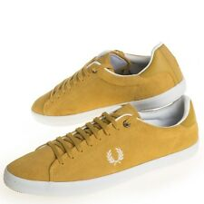 Fred Perry Howells Suede Leather Men's Trainer Shoes B7469-C72