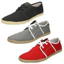 Herren Base London Spam Leinenschuhe