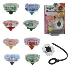 Beyblade Metal Fusion Fight Master Rapidity Launcher Starter Set Kids Toy Gift