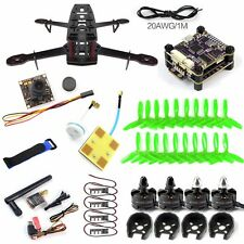 PNP Racer 250 FPV Drone Raptor S-Tower F3 FC 5.8G Transmitter OSD With HD Camera