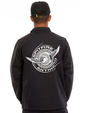 Spitfire Anti Hero Black Classic Eagle Coach Jacket