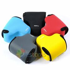 Neoprene Soft Camera Case Pouch Bag Cover for Nikon COOLPEX P600 P530