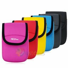 11x8x4 cm Neoprene Soft Camera Protector Case Bag Cover For Sony Canon Nikon SLR