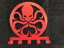 Marvel Agents of Shield HYDRA Key Towel Coat Rack CNC PLASMA CUT & powder coated
