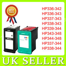 Set Premium HC Ink Cartridges Replace For HP -Free & Fast